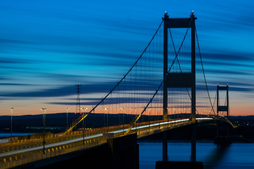severn bridge second